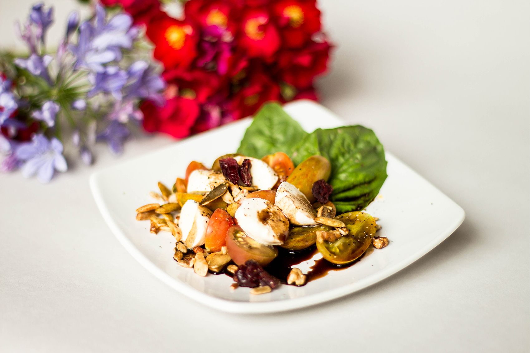 Wing Nuts Trail Mix Food Photography