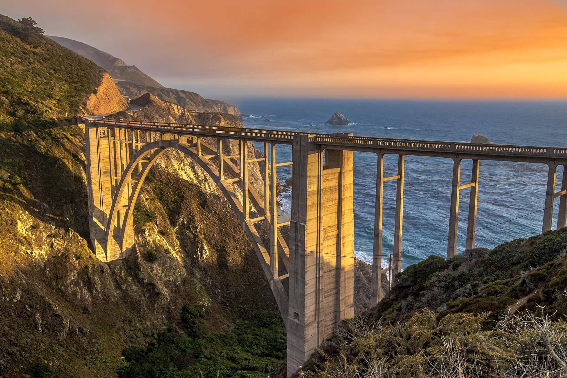 Bixby Bridge - Big Sur