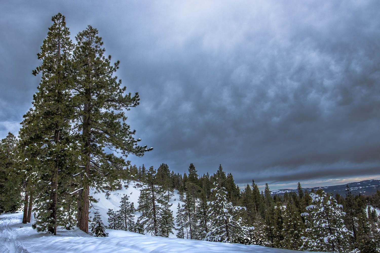 Morman Emigriant Gap Iron Mountain