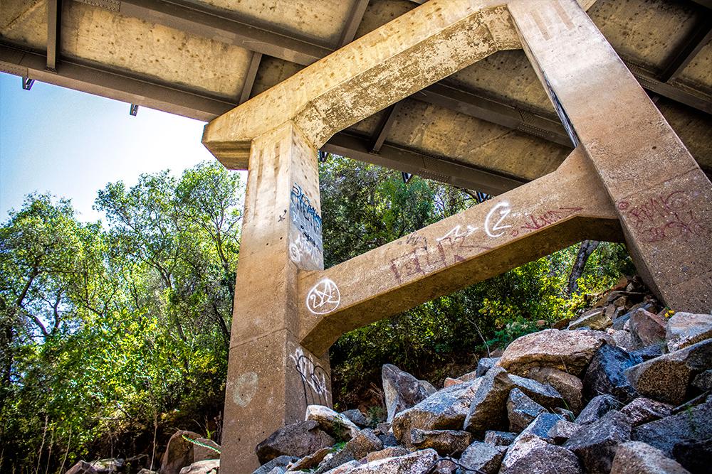 Salmon Falls Rd Bridge El Dorado Hills CA