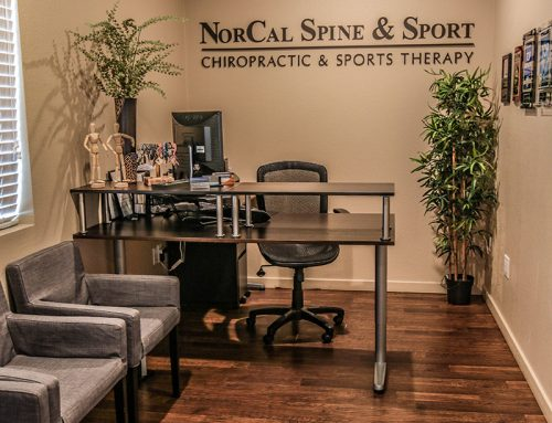 Chiropractor Office Photography